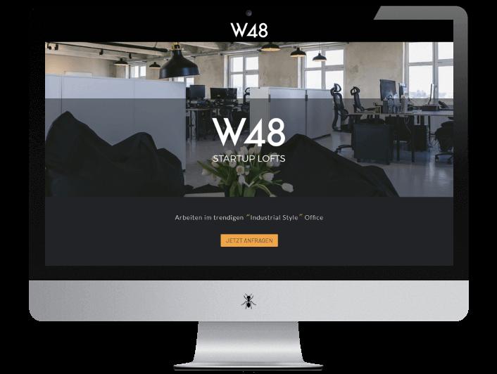 W48 Startup Lofts